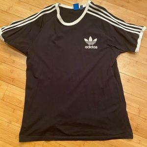 Adidas Shirt - Retro Style